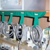 1. The cord of the infusion pump