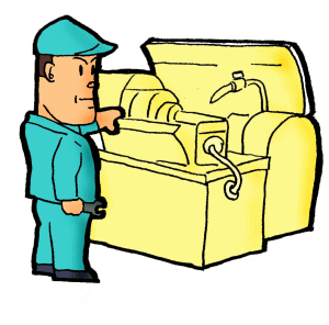 生産効率化の個別改善 | TPM活動 改善事例 |   機械保全の具体的事例