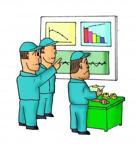 標準化による現場管理