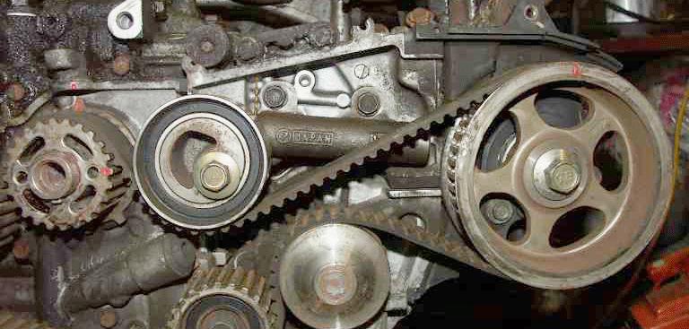 ギア歯車 ベルト
