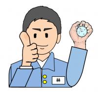 時間測定タイマー