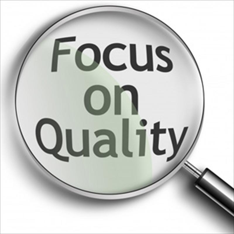 1x1.trans 品質と品質管理