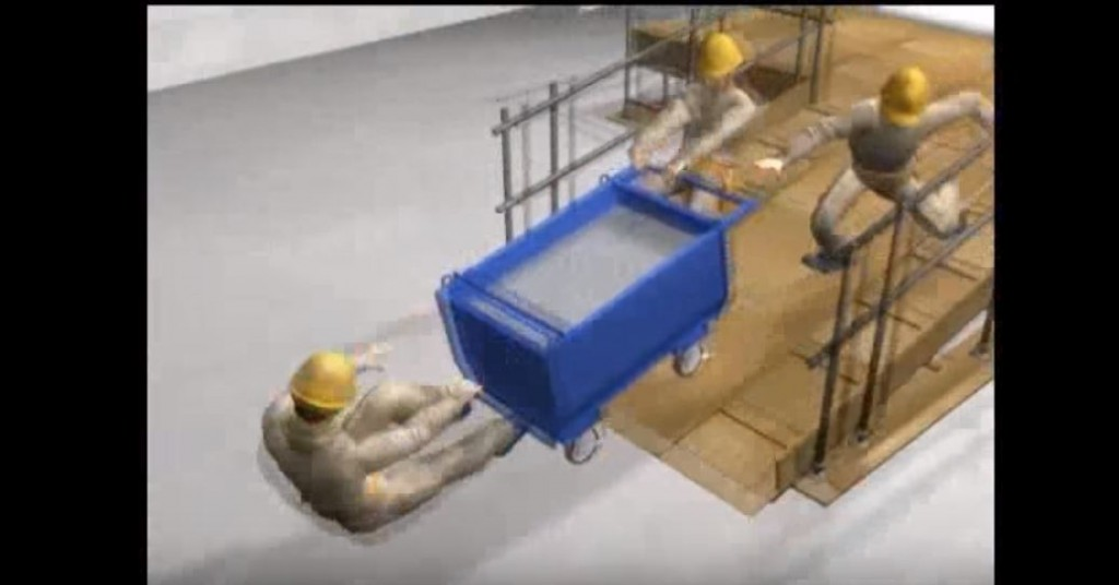 労働災害事故4