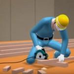 工事現場災害事例と対策DVD 3 (サンプル)