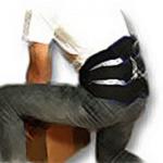 腰痛防止ベルト