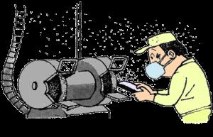 「磨き作業の絵」の画像検索結果
