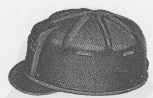 軽合金製保護帽