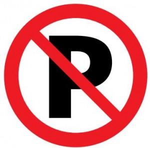 駐車禁止マーク2