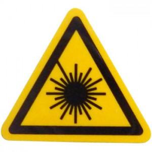 JISレーザ関係標識