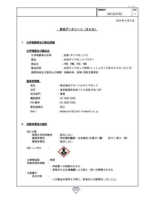 1x1.trans GHS|化学品の分類及び表示に関する世界調和システム