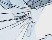ガラス破片