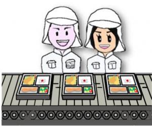 1x1.trans 食品工場の品質管理