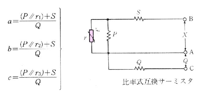 1x1.trans サーミスタの選び方、使い方、不良モード、用途、応用製品